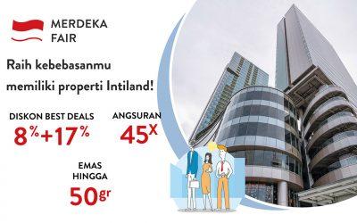 Office Intiland Merdeka Fair Promo