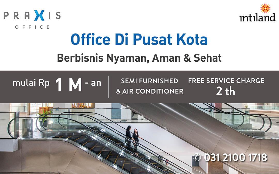 Office di Pusat Kota
